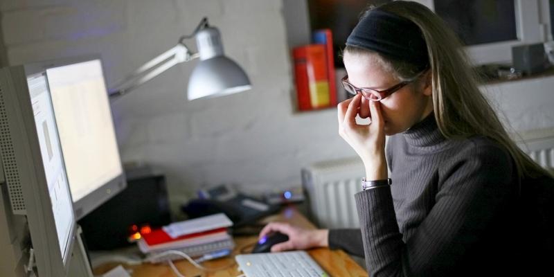 Cara Mencegah Mata Menjadi Lelah