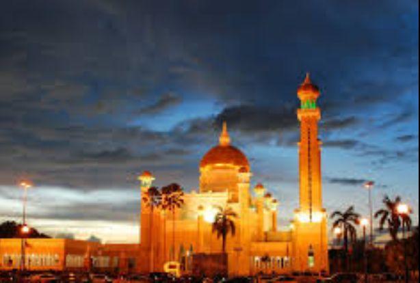 Menebak Harga Kubah Masjid Al- Mukarromah
